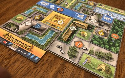 PakEX – Board Game Demonstrations